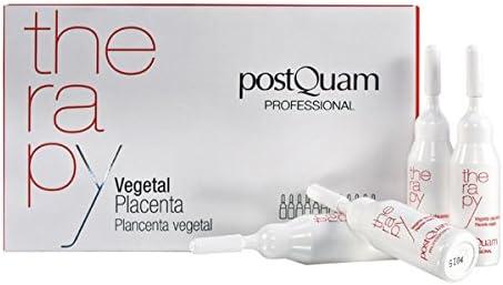 Postquam - Therapy | Placenta Vegetal para Combatir la Caida de Pelo - 12 Ampollas x 9 ml