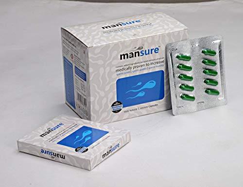 Mansure Men's Reproductive Health Supplement