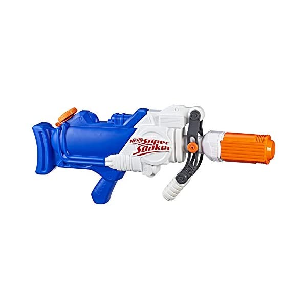 Nerf Super Soaker - Hydra (blaster spruzza acqua) 1 spesavip