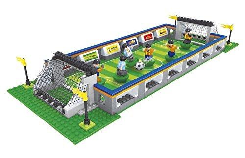 Ausini Soccer Sport 25591 Football Building Bricks Educational Blocks Set Compatible Bricks, 261 Piece by Ausini