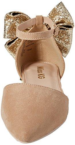 Nude KG Beige Miss Norah Women's Flats Ballet 6n0AwY