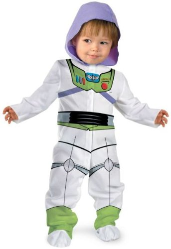Buzz Lightyear Classic Baby Infant Costume - Baby