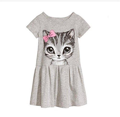 Buy cat jersey dress - 5