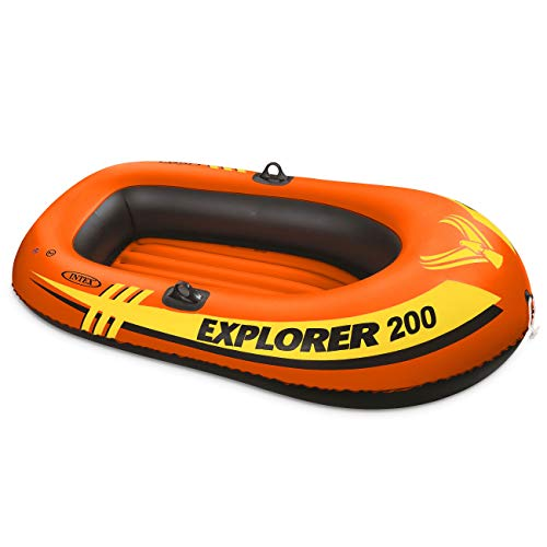 - Intex Explorer 200, 2-Person Inflatable Boat