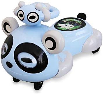 乗って車、いいえ電池、歯車やペダルは、ジグザグ幼児のための車、キッズ、2歳までを操縦するために、ウィグル運動を回し、ツイストを使用します