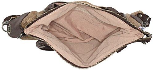 Bags4Less portés Sacs mini Anker braun épaule Marron Washed tfqrtE8wx