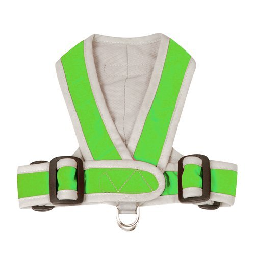 Precision Fit Harness - Lime Small - From the Inventor of...
