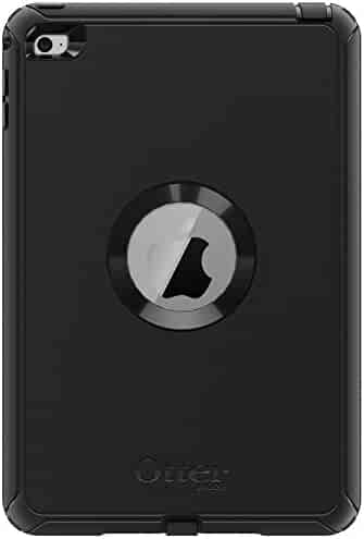 OtterBox DEFENDER SERIES Case for iPad Mini 4 (ONLY) - Frustration Free Packaging - BLACK