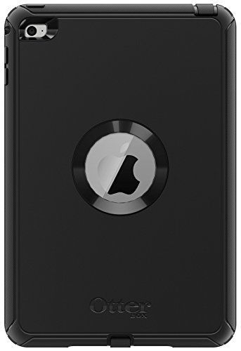 OtterBox-DEFENDER-SERIES-Case-for-iPad-Mini-4-ONLY---Frustration-Free-Packaging---BLACK