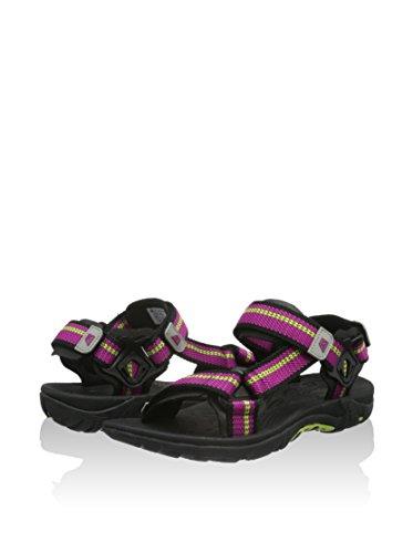 Alpine Pro uzume Sandals Fucsia / Negro