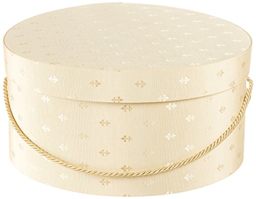 L'Artisane Box Lemon Chiffon Diamond Embossed Bengaline by L'Artisane Box