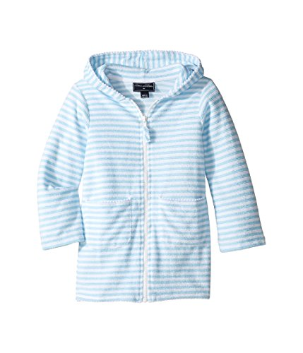 Oscar de la Renta Childrenswear Baby Girl's Terry Hooded ...