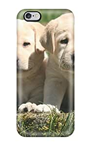 Iphone 6 Plus Case Slim [ultra Fit] Labrador Retriever Puppies Protective Case Cover