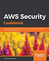 AWS Security Cookbook Front Cover