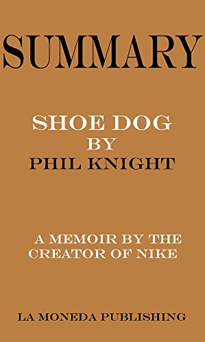 Summary Shoe Dog Creator Concepts ebook product image