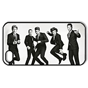 CTSLR Music & Singer Series Protective Hard Case Cover for iPhone 4 & 4S - 1 Pack - One Direction - We Are Together 7