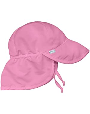 Iplay Flap Hat-Light Pink-0/6mo