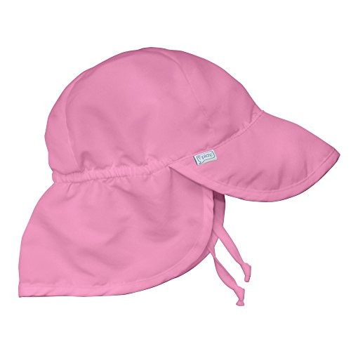 Iplay Flap Hat-Light Pink-9/18mo