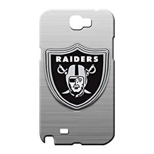 samsung note 2 Attractive Designed series phone case cover oakland raiders nfl football
