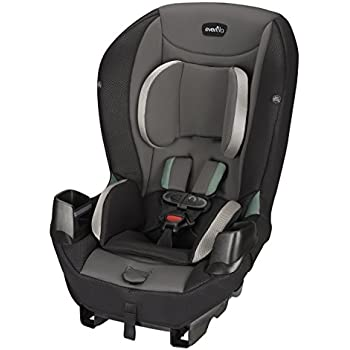 Evenflo Sonus Convertible Car Seat City Lights