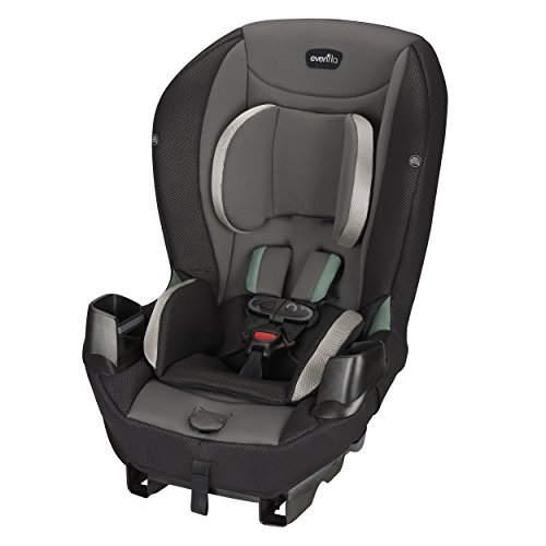 Evenflo Sonus Convertible Car Seat, City Lights