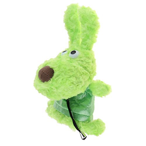 - SM SunniMix Novelty Rabbit Golf Club Head Cover Headcover Protector for 460 CC No.1 Wood Driver - 4 Colors Available - Green