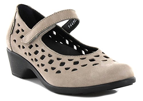 Warm Donna Jane 6960 Bucksoft Grey Grey Mary Mephisto Rodia qTtPzz