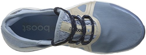 adidas Pureboost Xpose Clima, Zapatos para Correr para Mujer, Azul (Blu Azutac/Azusen/Lino), 36 EU