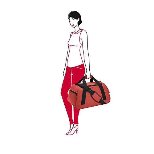 Reisenthel MX7003 activitybag, 54 x 33 x 30 cm, schwarz Russet