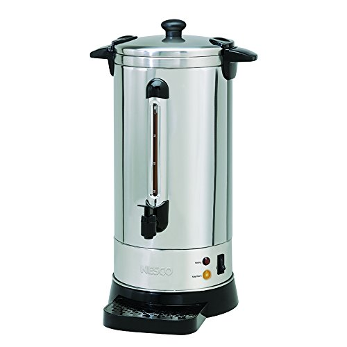 Nesco Professional Coffee Urn Stainless Steel (Urn Tea)