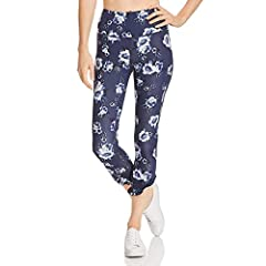 Kate Spade offers New York style for any woman. Colors and graphics for standing out in the crowd - bold fashion apparel, jewelry, fragrance, handbags and the rest of the modern woman's wardrobe. This Kate Spade Prairie Rose Yoga Legging is g...