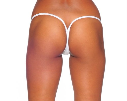 Micro Low Back Thong