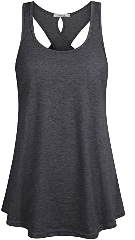 ZKHOECR Womens Sleeveless Scoop Casual product image