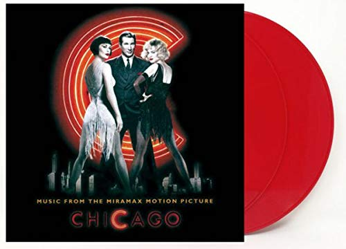 Chicago The Musical Exclusive Red 2XLP Vinyl Limited to 500