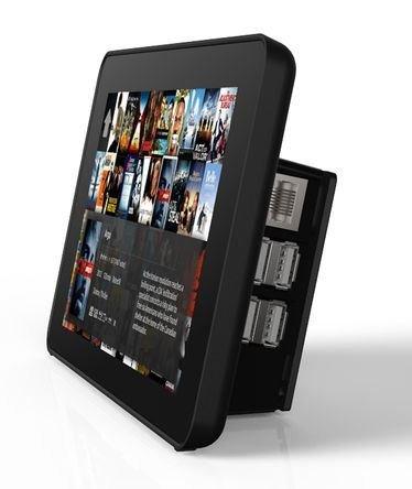 Raspberry Pi Official Touchscreen Case