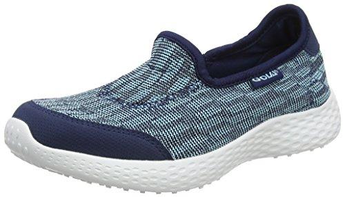 Gola San Luis, Chaussures Multisport Outdoor Femme, Bleu Bleu (Navy/Blue)
