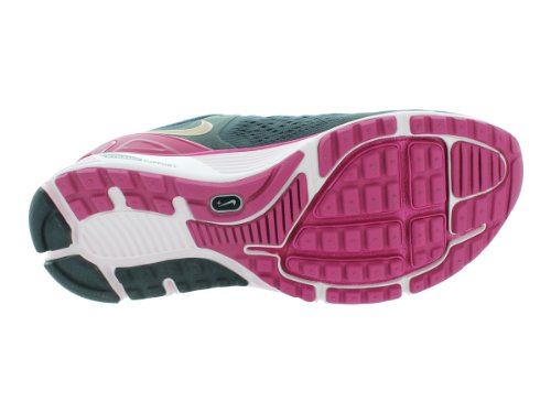 Nike Lunareclipse + 3 Wmns Scarpe Da Corsa Anthrct / Mtlc Rd Brnz / Sprt Fchs