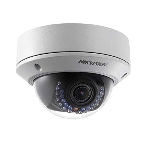 Vandal Ip Camera - Hikvision Camera DS-2CD2742FWD-IZS 2.8-12mm Motorized Lens 4MP IK10 Vandal-Resistant Dome Network Camera IR 30m Day&Night PoE IP67 Support Upgrade