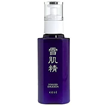 Kose Sekkisei Emulsion Facial-Moisturizer, 4 7 Fluid Ounce