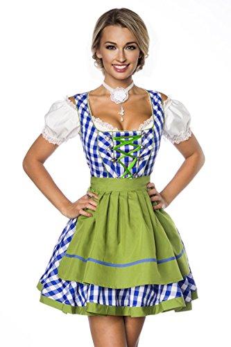 Donna perfect Heels Zoccoli verde bianco Blu E688Wrxq