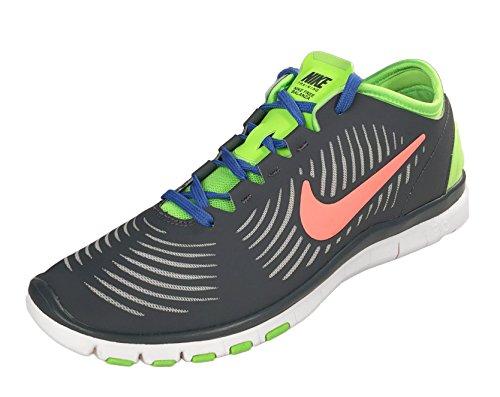 Nike Femmes Nike Free Balanza Chaussures De Course-noir / Rose-10.5 [vêtements]