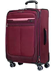 Ricardo Beverly Hills Bel Aire 24-Inch 4 Wheel Expandable Upright, Wine, One Size