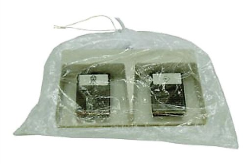 Sterile Foot Switch Cover, 24''x20'', Case of 100 Bags