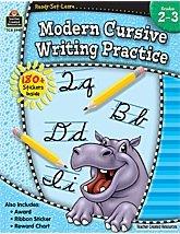 RSL: Modern Cursive Writing Practice (Gr. 2 3)