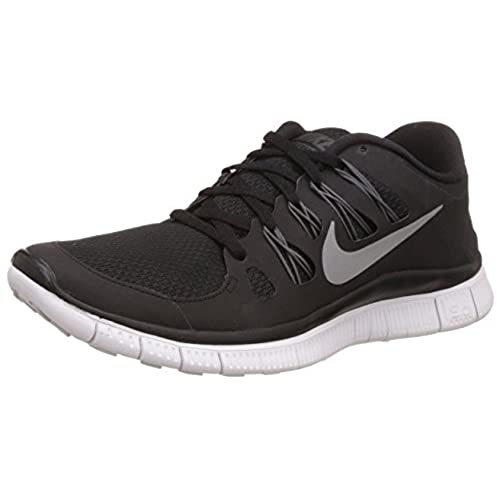 Nike Free 5.0+ Womens Running Shoes 580591-002 Black 9 M US