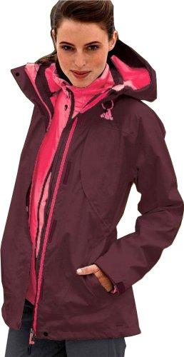 Donna E Ht 3 Da Impermeabile 1 Climaproof Donna Bacca Traspirante W 42 nbsp;in Adidas nbsp;giacca F8Tq8