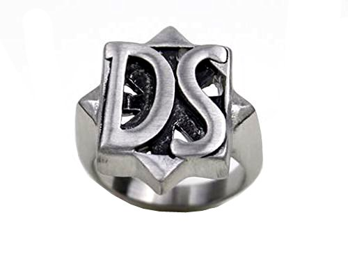 (D.S. Drive Shaft Ring Charlie Lost Props Replica Stainless Steel (US 10))