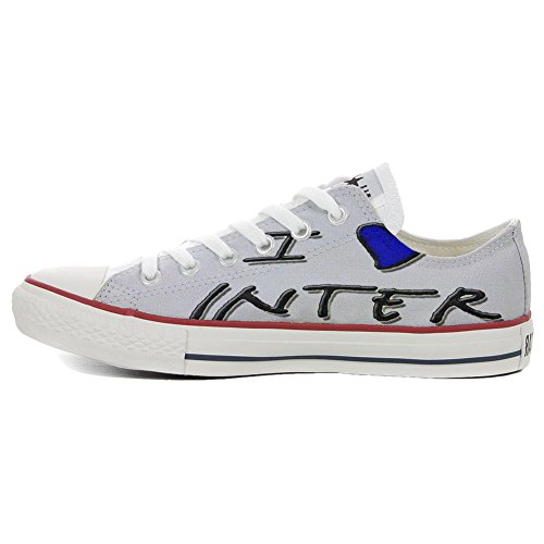 Shoes artisanal j'aime Coutume Your Inter Chaussures produit Converse Customized Slim Make 1wB451q
