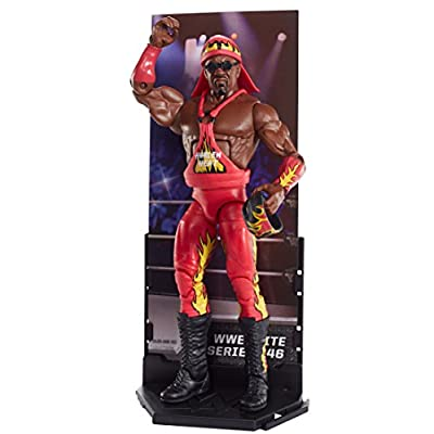 WWE Elite Collection Stevie Ray Action Figure: Toys & Games