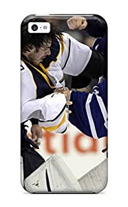 High-end Case Cover Protector for iphone 5c(buffalo Sabres (2) )